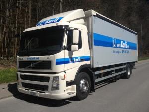 Fahrschulfahrzeuge Lastwagen